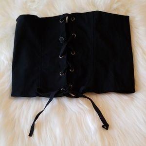 Fashion Nova corset belt!